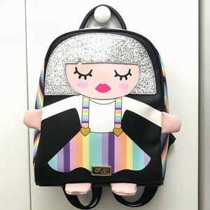 PRICE DROP!!! NWT Betsey Johnson backpack